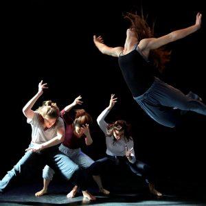 tribe dance by harry cauty