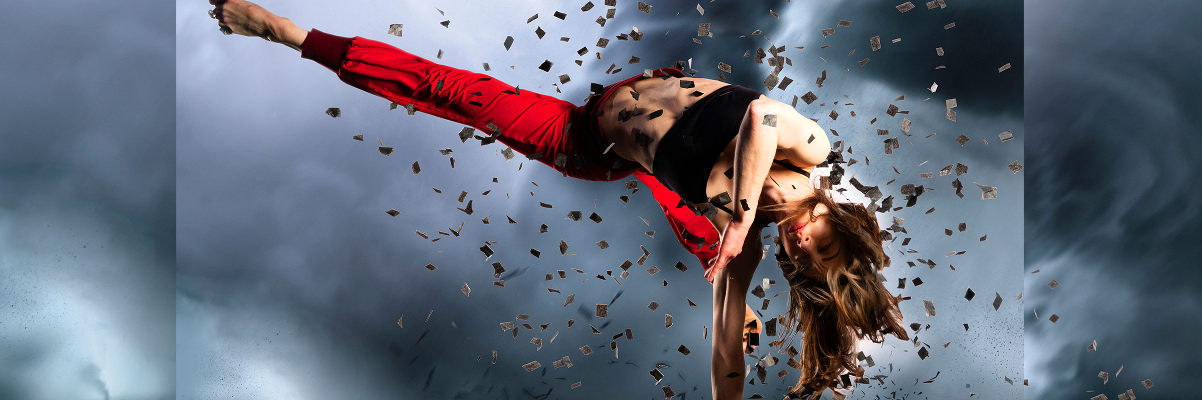 The Storm by James Wilton Dance
